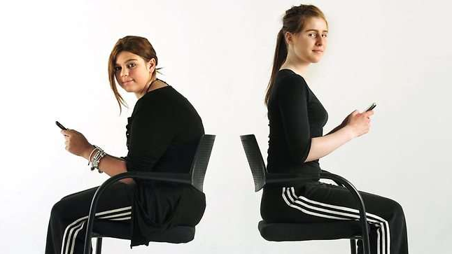 how to sit when chairs have bad upper back support